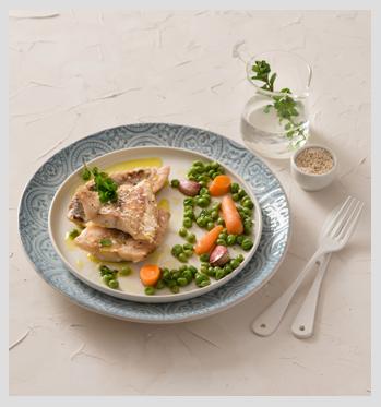 finito-Filetti-di-cernia-al-forno-con-pisellini-e-carote